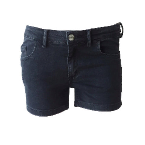 Black Denim Shorts | Crush Denim (Netherlands)
