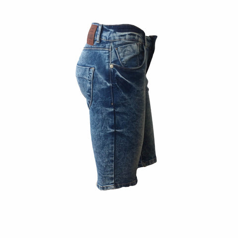 Bermuda Denim Shorts, Sundance Denim Shorts, Long Denim Shorts, CARS jeans