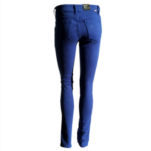Chloe Bluecrush Skinny Jeans, Blue Skinny Jeans, DL1961, Teen Fashion