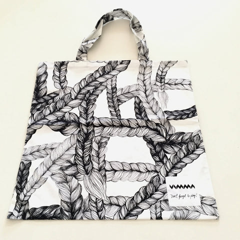Braid Tote Bag | Vimma (Finland)