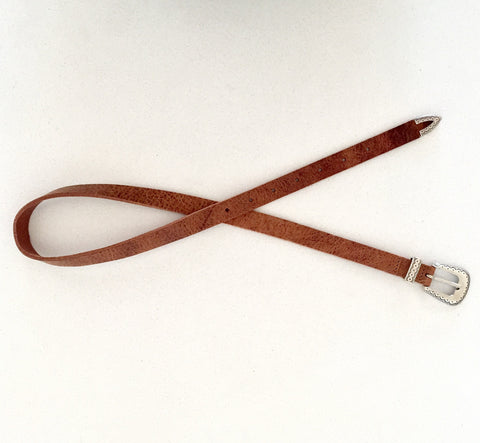 Tan Boho Belt | Kidzzbelts (Netherlands)