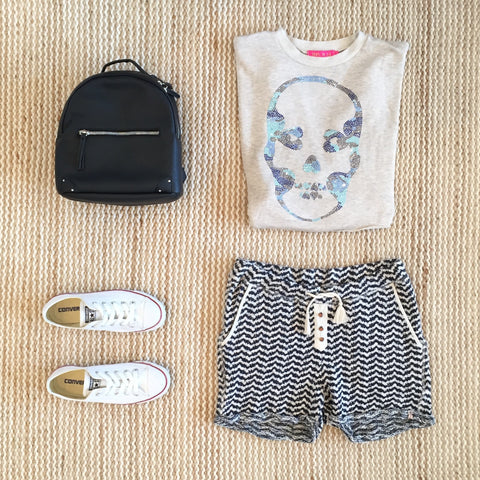 R'belle, Scotch & Soda, Special sweat shorts