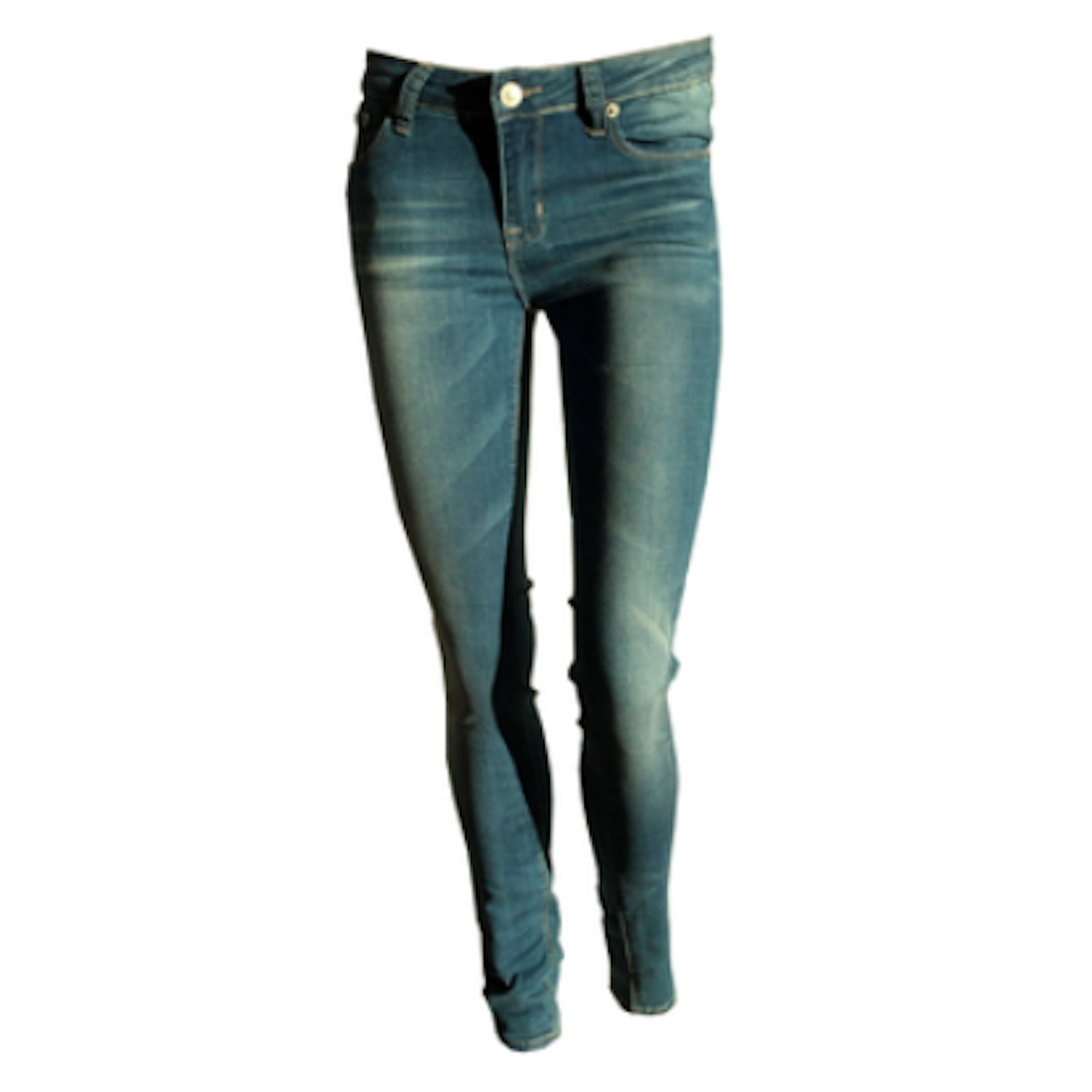 Dolly Feather Blue Jean | Hudson (USA) - SIZE 10 ONLY