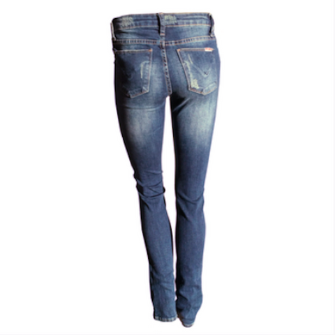 Dolly Sullivan Wash Skinny Jean | Hudson (USA)
