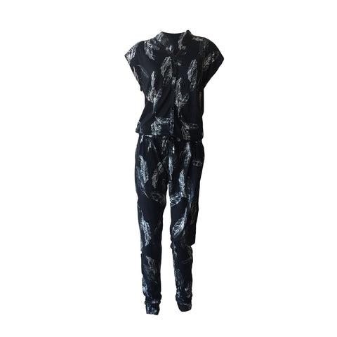 Feather Jumpsuit | Crush Denim (Netherlands)