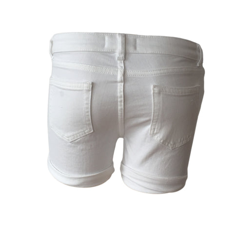 Piper Griffon White Shorts | DL1961 (New York)