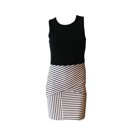 Striped Pencil Dress | Pinc Premium (USA)