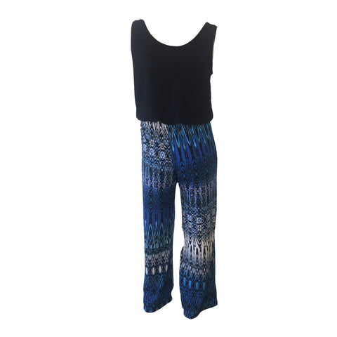Cheryl Creations, US brand, retro flame jumpsuit
