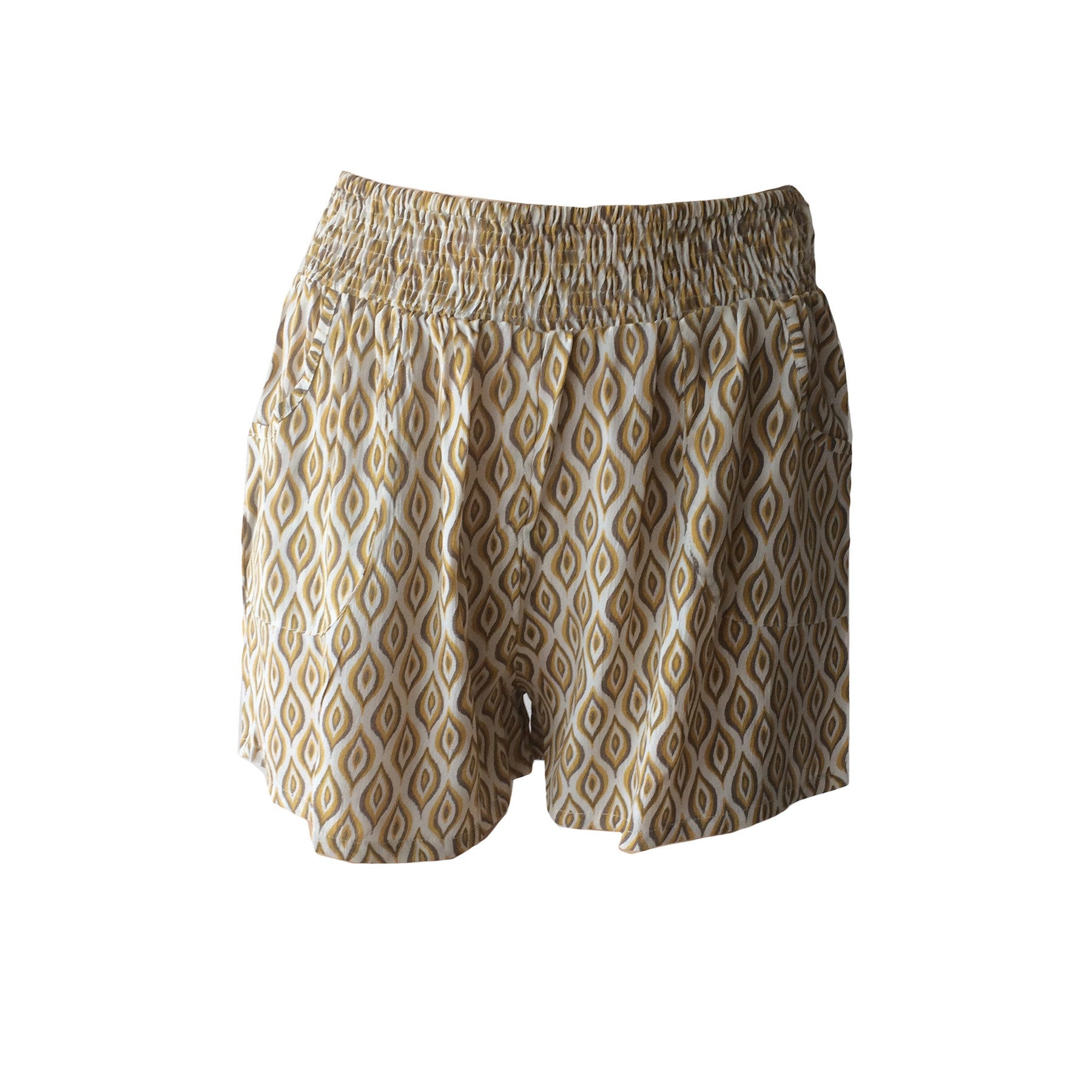 Quintana Summer Short, Aztec Summer shorts, aztec soft shorts, oh soleil, teen fashion