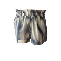 Claudia Striped Soft Shot, Pin striped shorts, striped shorts, oh soleil, teen fashion