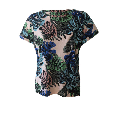 Palm Tee | Finger in the nose (France) - SIZE 14 ONLY