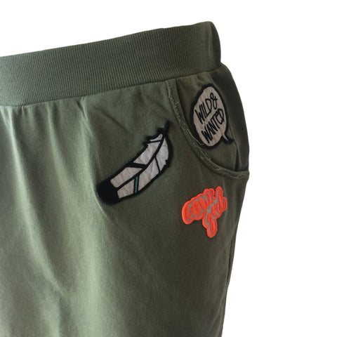 Army Cowgirl Skirt | CARS (Netherlands)