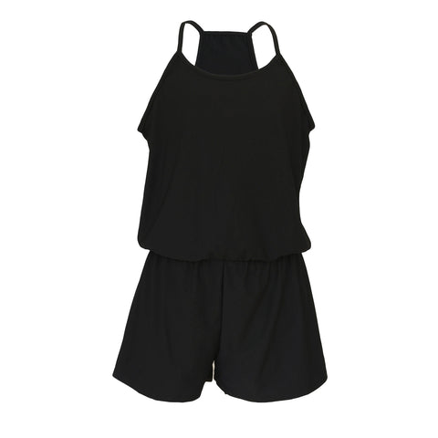 Black Cami Jumpsuit | Cheryl Creations (New York) SIZE L ONLY