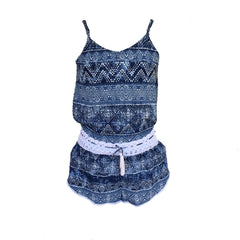 Me.n.u, US brand, aztec twinset, blue aztec twinset, teen twinset, MeNU NYC, US Teen Fashion, US Teen Twinset
