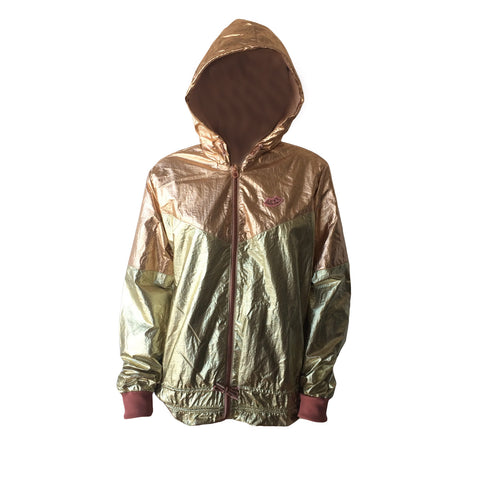 Metallic Nylon Jacket | Scotch & Soda (Netherlands)