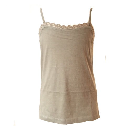 Taupe Camisole | Oh Soleil! (Spain)