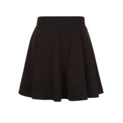 Black Skater Skirt | Pinc Premium (USA)