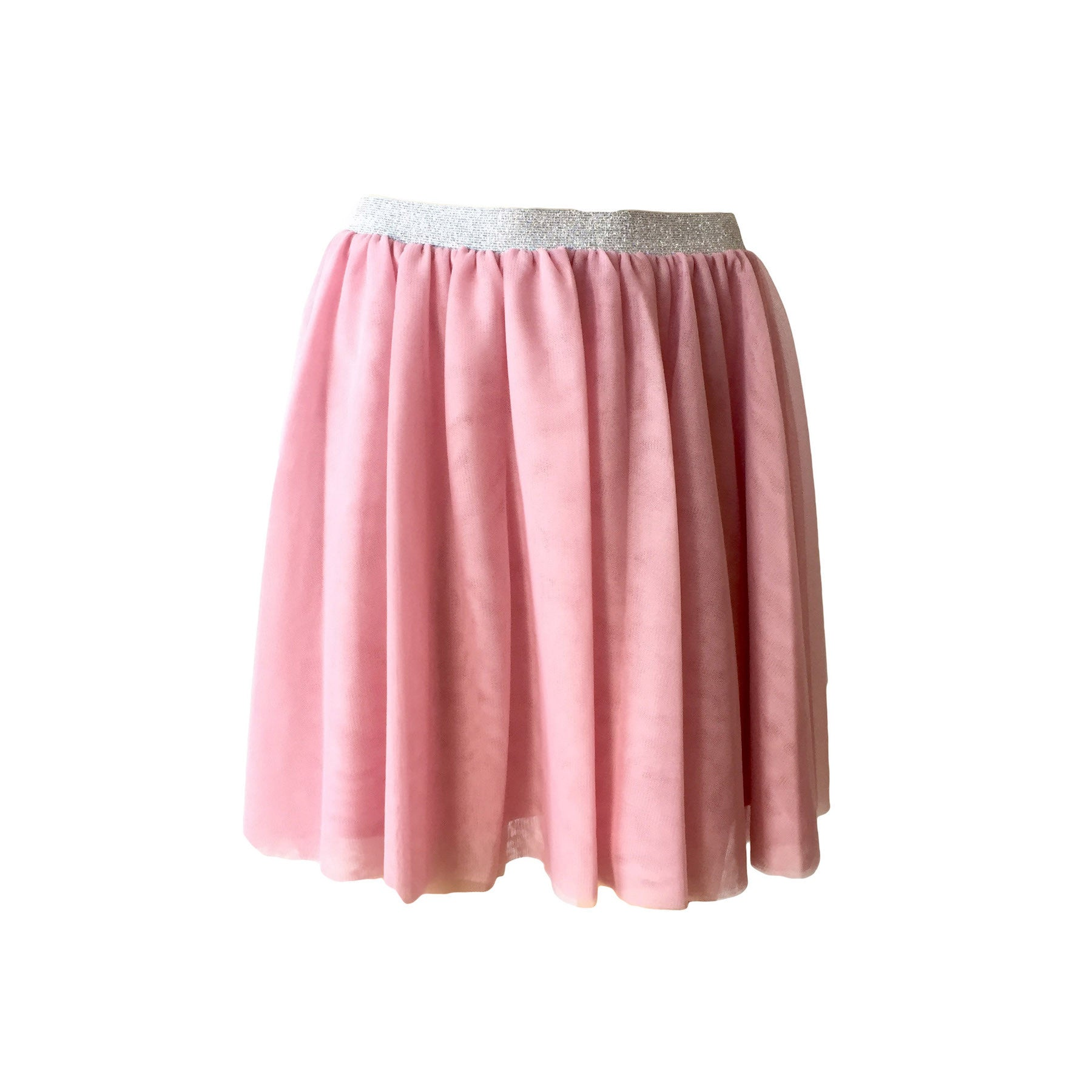 Tulle into summer with the gorgeous pink nectar tulle skirt by Belgium brand SevenOneSeven.  This skirt can be worn far from preppy.  Make it edgy with a skull tee and a pair of converse.