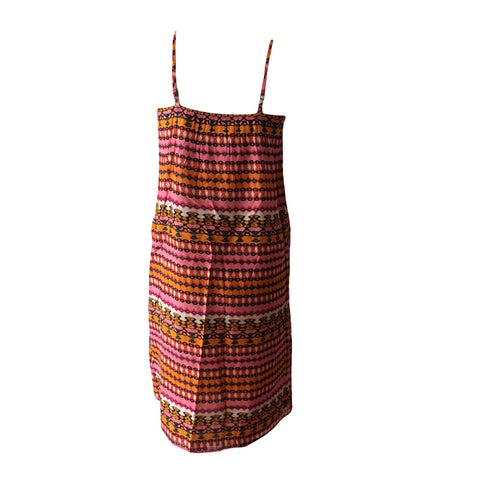 Embroidered Maxi Dress | Scotch & Soda (Netherlands) - SIZE 16 ONLY