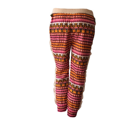 Red Boho Pants | Scotch & Soda (Netherlands) - SIZE 16 ONLY