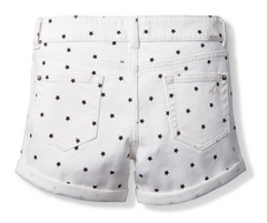 "Piper ""Starburst"" Cuffed Shorts 