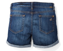 "Piper ""Sea Lion"" Cuffed Shorts 
