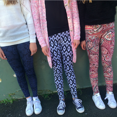 Paisley Leggings | T2 Love (USA)