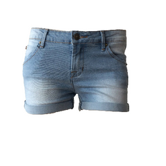Denim Rolled Short - Vintage Blue | Hudson (USA)