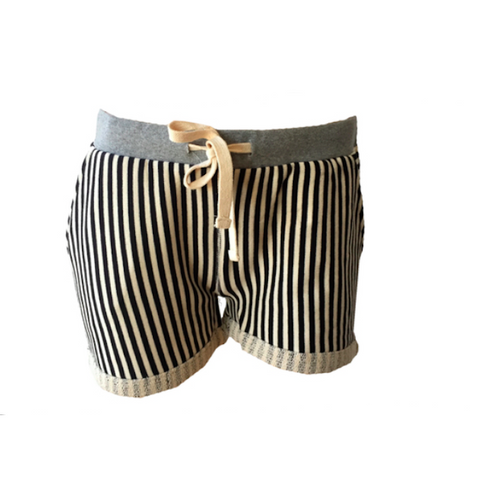 Navy & White Striped Short | Street Called Madison (Netherlands)