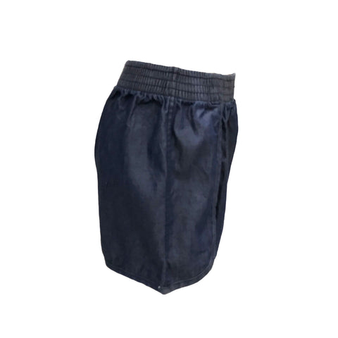 Dark Wash Chambray Sport Short | TAHLIA, (AUS) - SIZE 10 ONLY