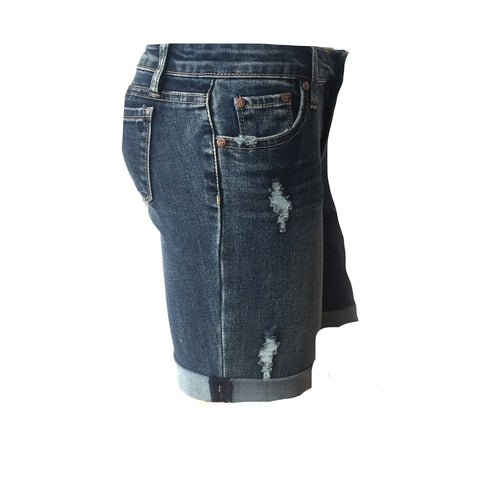 Bermuda Denim Shorts | Tractr (USA)