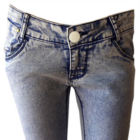Mayhem Light Washed Out Jean | Tumble & Dry (Netherlands)