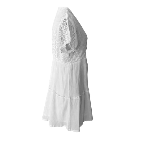 Whisper White Sundress | Haute Hits (New York)