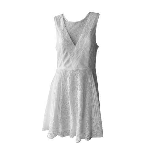 White Lace Dress | BCBGeneration (USA)