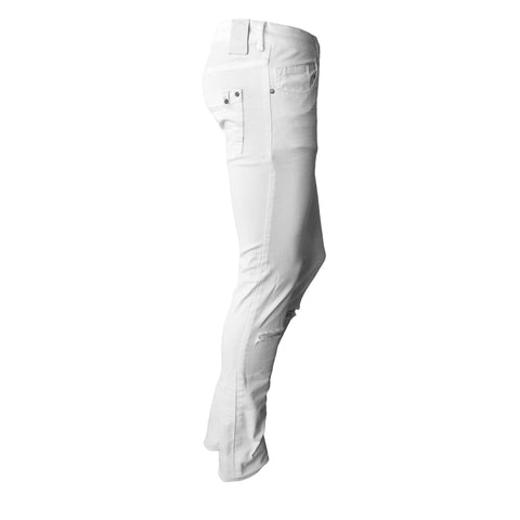 White Ripped Jeans | Crush Denim (Netherlands)