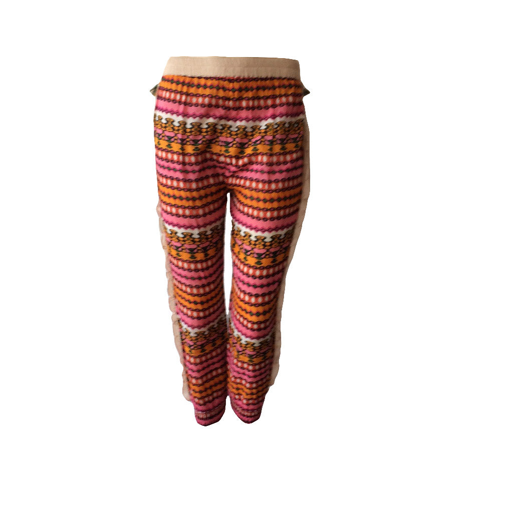 We love these red tribal pants by R