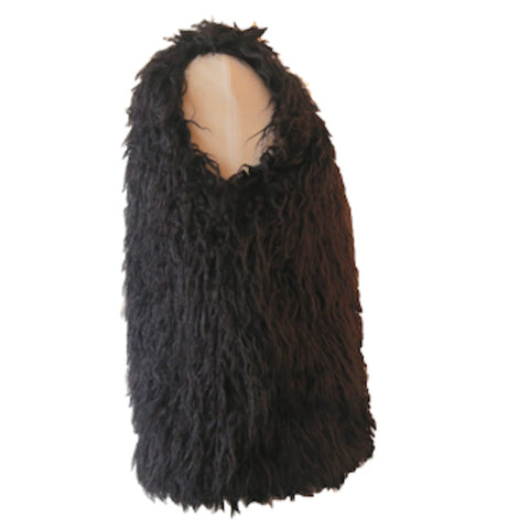 Black Faux Fur Vest | Blue Seven (Germany)