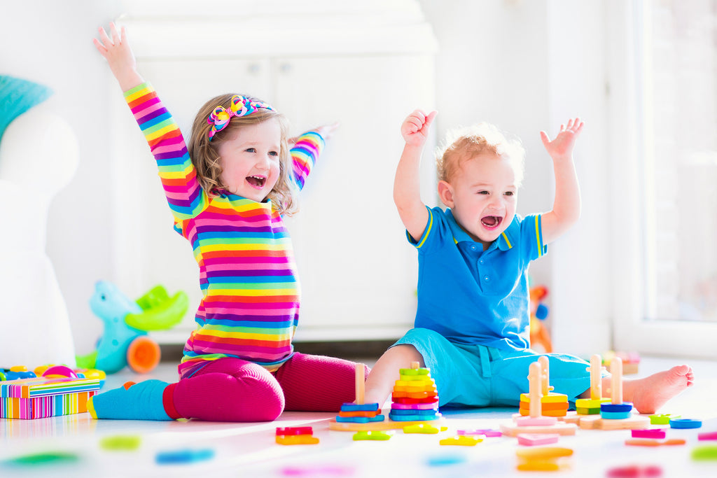 Toddler Learning Toys: How Do Toddlers Learn?