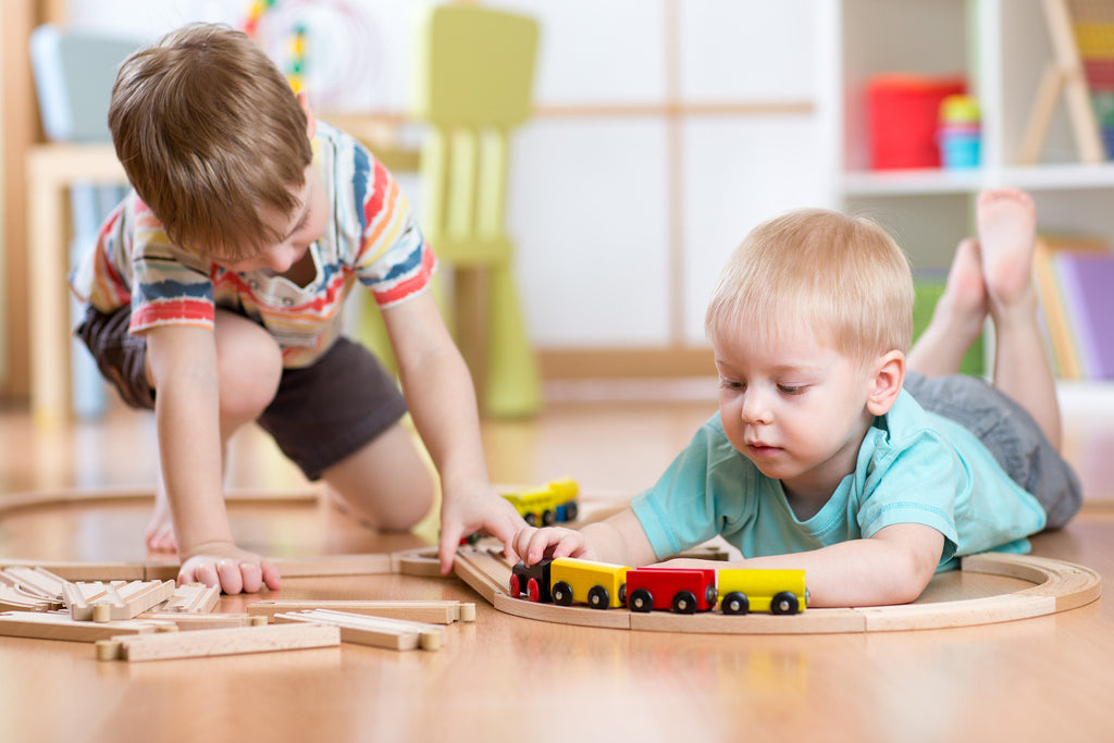 Your Child Will Make Friends When Attending A Early Childhood Education Center
