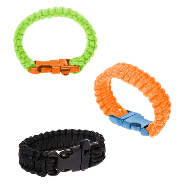 Complete DIY Paracord Bracelet Making Kit for Friendship Bracelets for Kids Age 8+