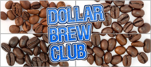 Dollar Brew Club - 1 Month Prepaid Subscription - Coffee Canopy