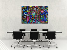 Load image into Gallery viewer, Magnetic Indulgence Fine Art Poster - Joshua Oliveira