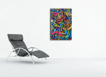 Load image into Gallery viewer, Mind Over Matter Canvas Print - Joshua Oliveira