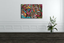 Load image into Gallery viewer, Sna Fu Liberty Canvas Print - Joshua Oliveira