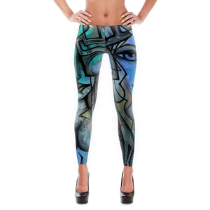 Muse Art Leggings - Joshua Oliveira