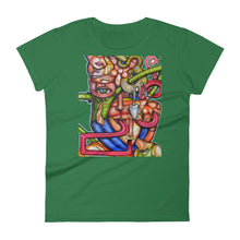 Load image into Gallery viewer, Kung Fu Kundalini  Womens Shirt - Joshua Oliveira
