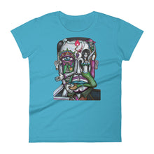 Load image into Gallery viewer, Thought Control Womans Shirt - Joshua Oliveira