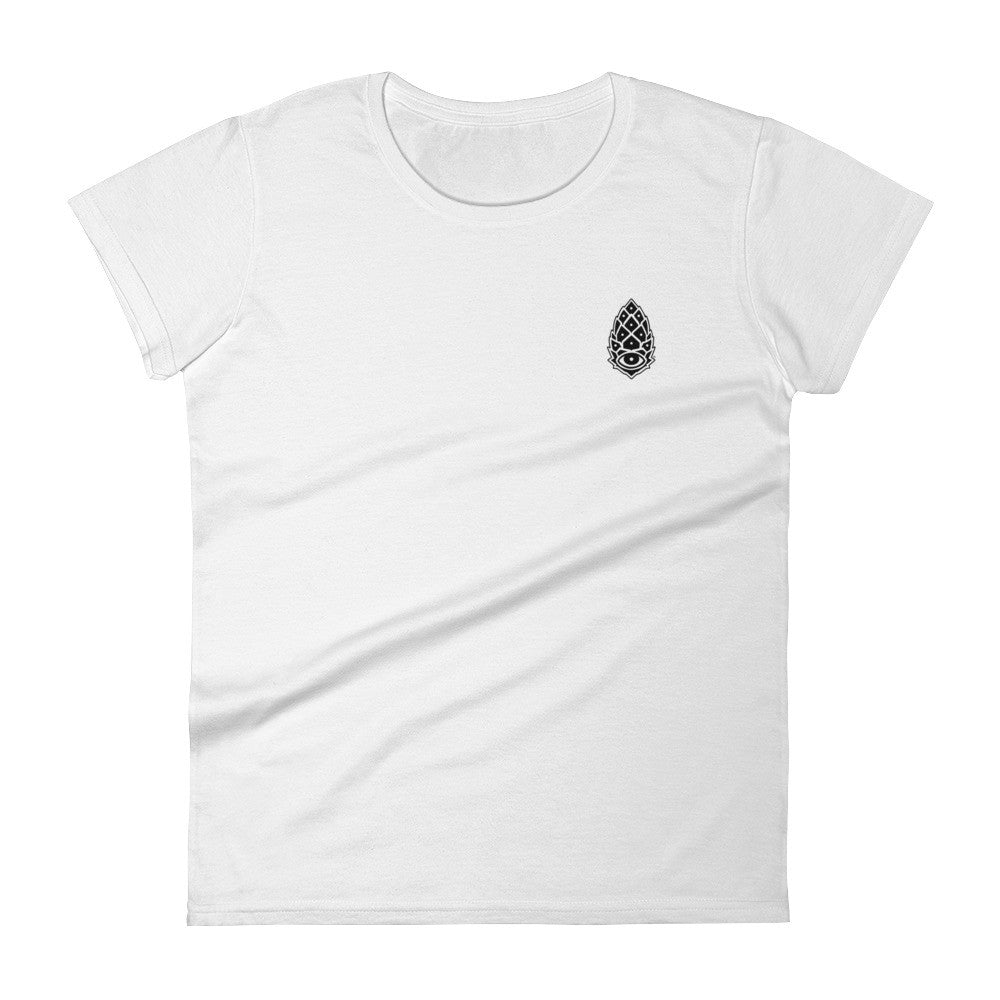 Overthrow Demographic Womens Shirt - Joshua Oliveira