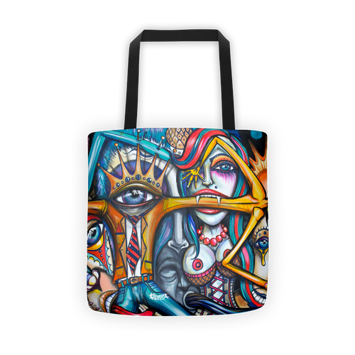 Sweet Water Tote Bag - Joshua Oliveira