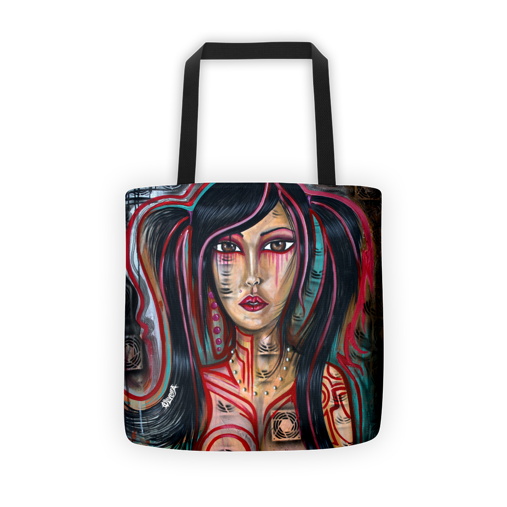 Moment of Clarity Tote Bag - Joshua Oliveira